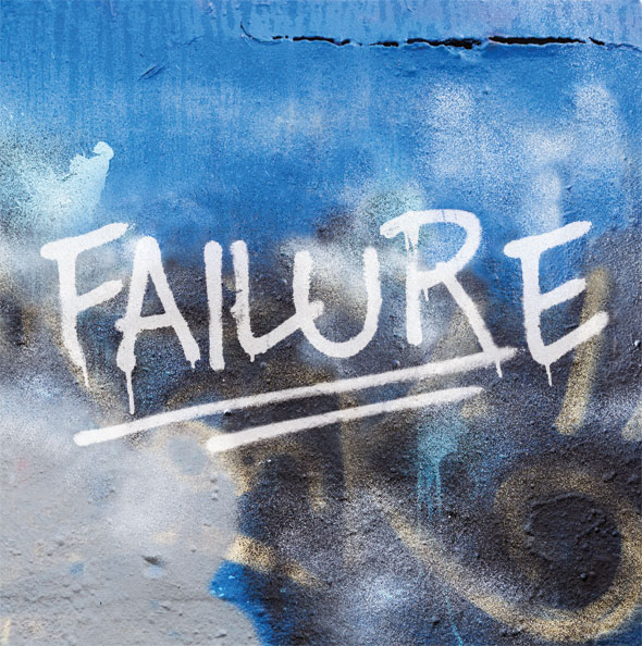Gold Member Seminar now Uploaded&#8230;. The F Word &#8211; FAILURE