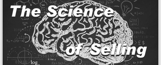 How to Sell using the Science of Selling